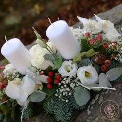 carré de muguets la ronde des fleurs