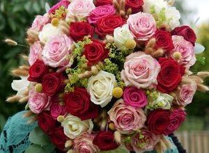 La Ronde des Fleurs : offrez des roses !