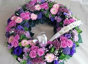 La Ronde des Fleurs : fleurissement de tombes