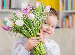 La Ronde des Fleurs : Des fleurs pour un anniversaire