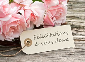 La Ronde des Fleurs : offrez des fleurs aux mariés